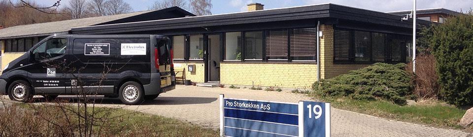 Pro Storkøkken Domicil